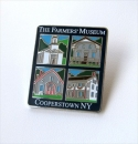 Metal Pin: The Farmer's Museum