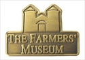 Bronze Pin: The Farmers' Museum